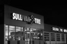 10/31/16 Sullivan's Tire might be the least frequented business on Comm. Ave. by BU students.